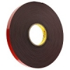 3M VHB 4611F Grey Acrylic Foam Tape 12mm x 33m