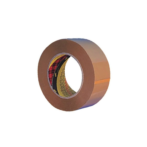 3M 6890 Scotch Vinyl Brown Packaging Tape 48mm x 66m (units of 6 rolls)