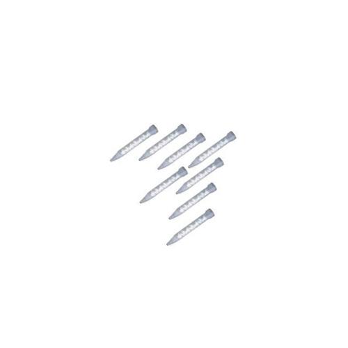Static Mixing Nozzles - 7 Element (12 Nozzles Per Pack)