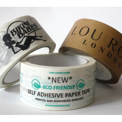 self adhesive kraft tape printable
