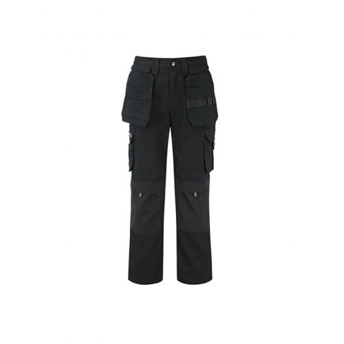 700 Extreme Work Trouser - Black