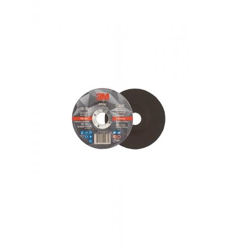 3M™ 51800 Silver Cut-Off Wheel - Type 42