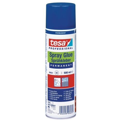 Tesa 60021 Permanent Adhesive (500ml Can)