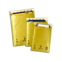 Mail Lite® Bubble Lined Bags Gold