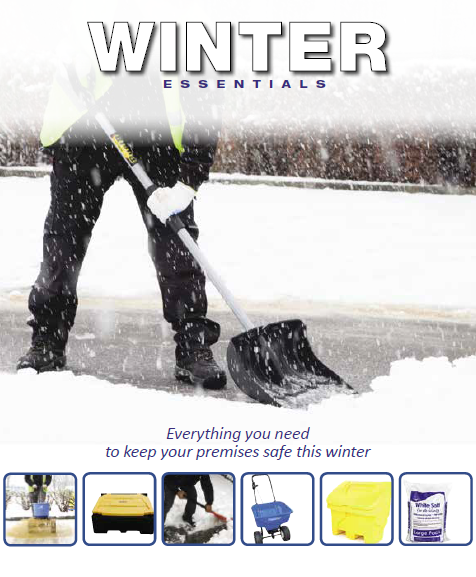 Winter Essentials Brochure Cover
