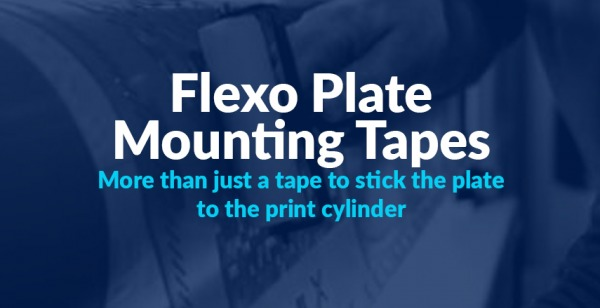 Flexo Plate Mounting Tapes