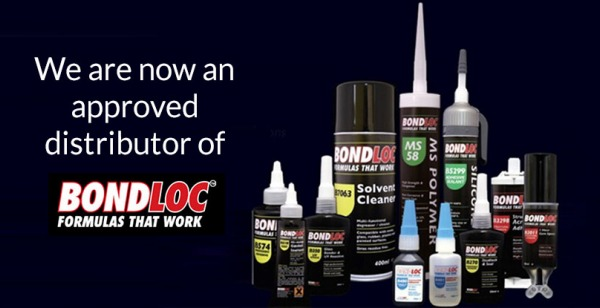 We are now an approved distributor of Bondloc