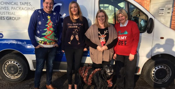 Gem's Christmas Jumper Day 2017