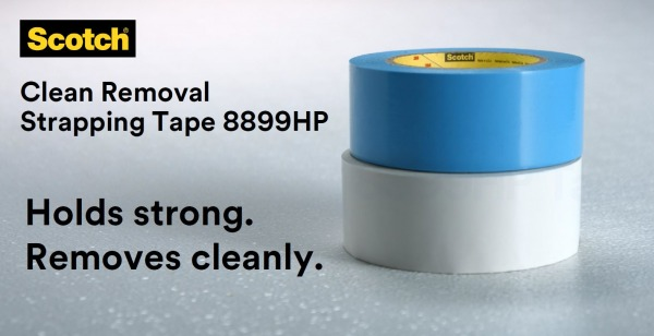 Clean Removal Strapping Tape 8899HP
