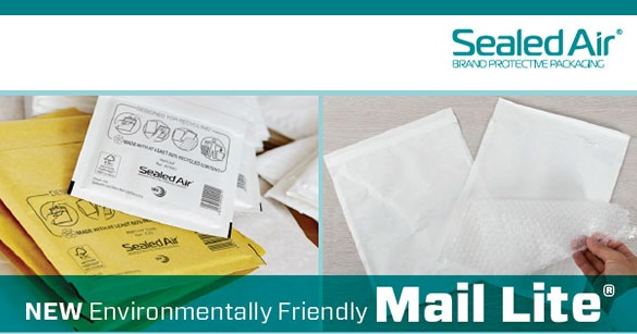 NEW Environmentally Friendly Mail Lite® From Sealed Air