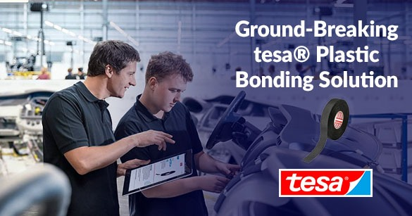Ground-Breaking tesa® Plastic Bonding Solution - Set to Revolutionise the Automotive Industry